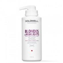 DUAL SENSES BLONDE&HIGHLIGHTS 60 SEC TREATMENT 500ML