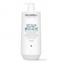 DUAL SENSES SCALP SPECIALIST DEEP CLEASING SHAMPO 1000ML